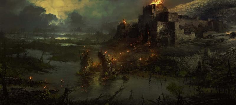 Diablo 4: Terre di Hawezar