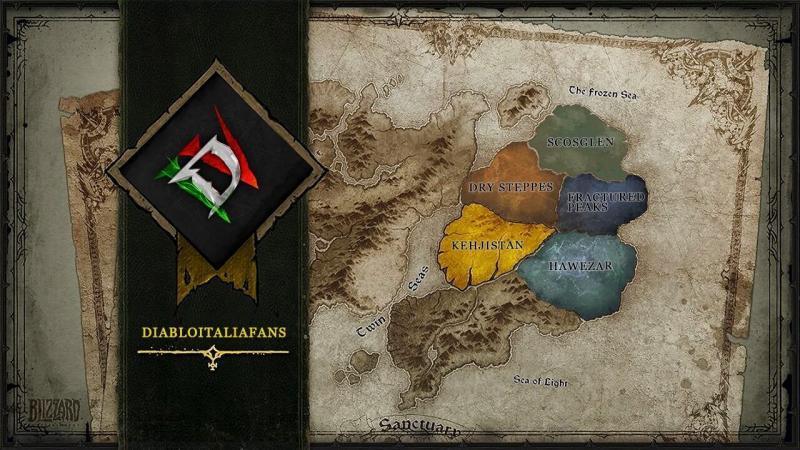 Regioni Diablo 4