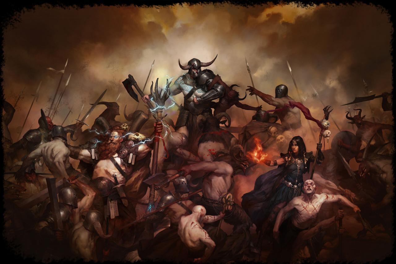 Diablo IV - annuncio ufficiale