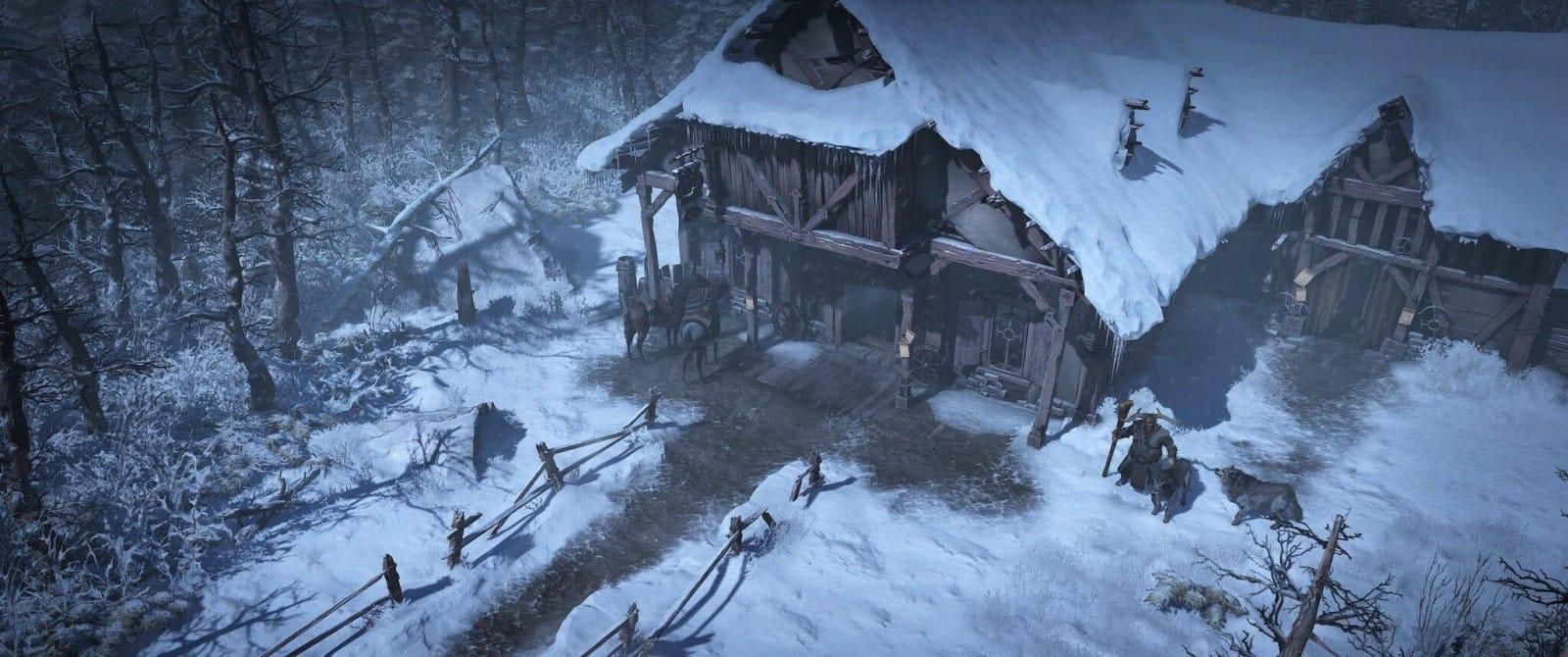 Diablo 4: Druido nelle terre di Hawezar