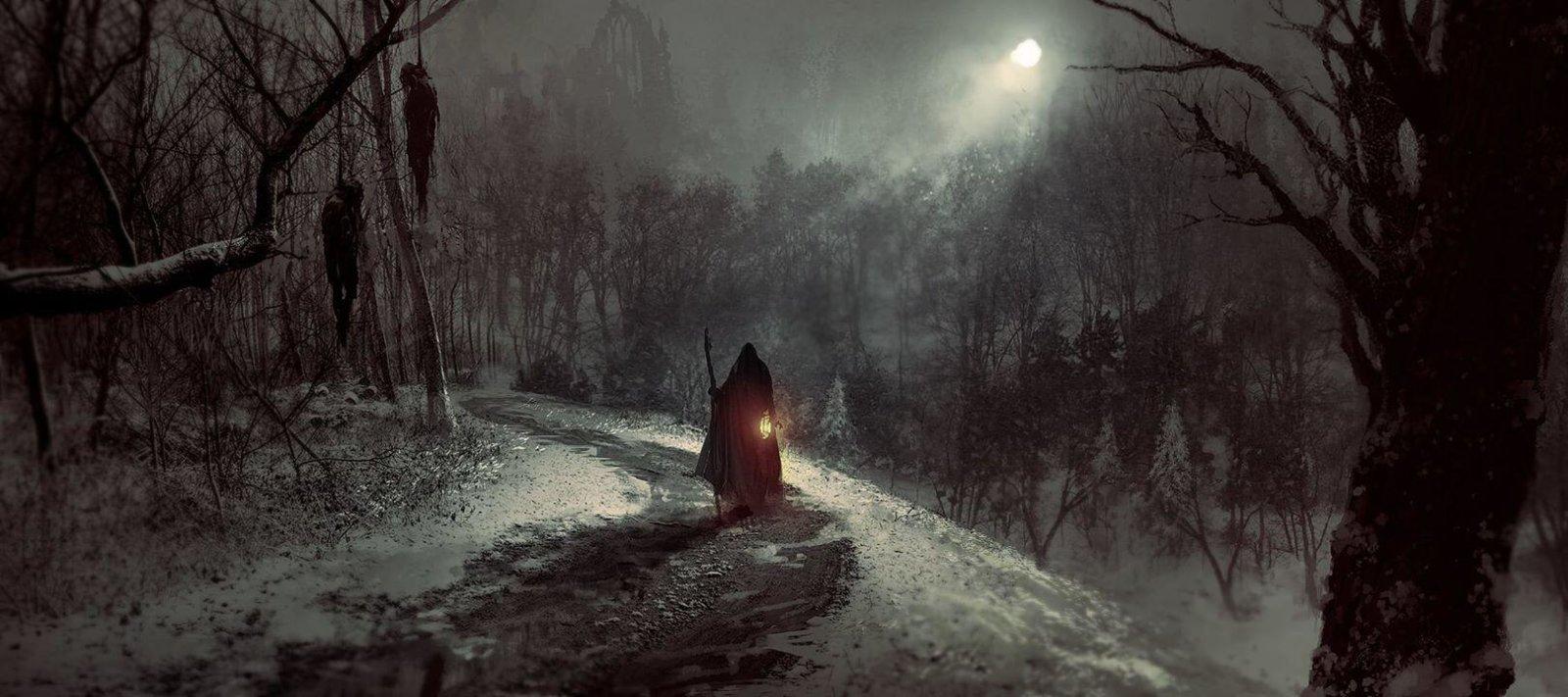 Diablo 4: Artwork vette frantumate