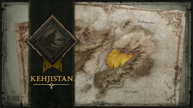 Diablo 4: Terre di Kehjistan