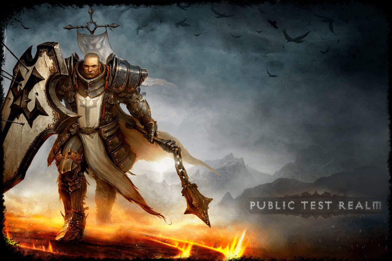 Diablo 3 Public Test Realm
