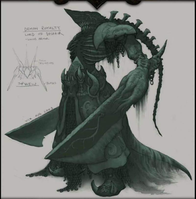 Azmodan Shark - cinematica