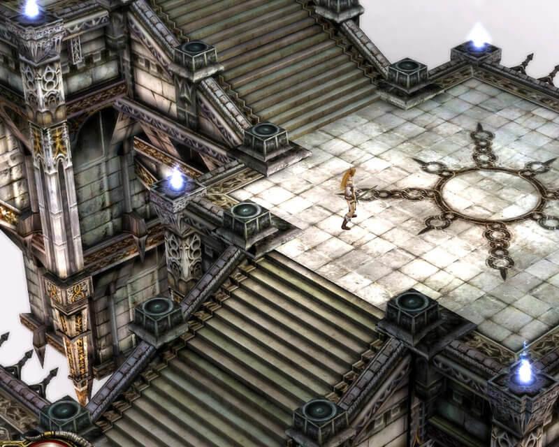 Diablo 3 versione Blizzard North