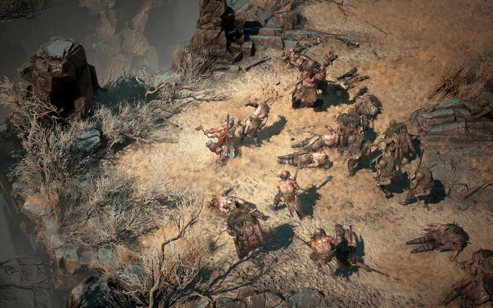 Diablo4 - famiglie di mostri: i cannibali