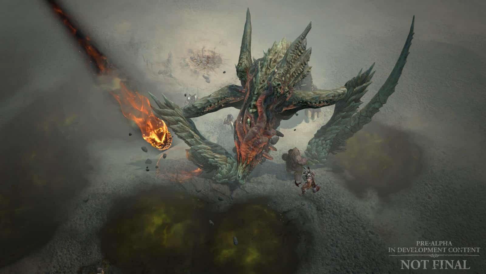 Diablo 4 Giugno 2020 Il boss mondiale Ashava mostrato durante la BlizzCon 2019, che dimora nella zona di Scosglen, può comparire anche nelle Steppe Aride.