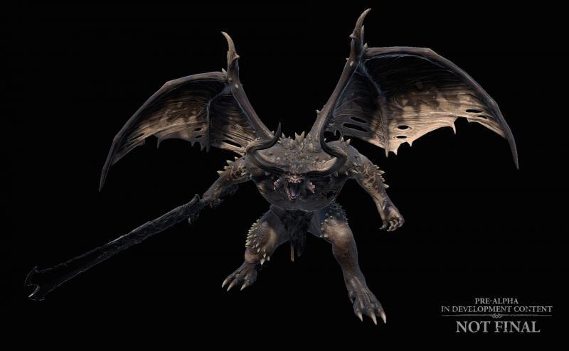 Diablo 4 Giugno 2020 - Lo sviluppo di un demone comune, dalla bozza all'aspetto finale in gioco.