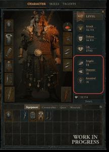 Diablo 4 dettaglio Poteri