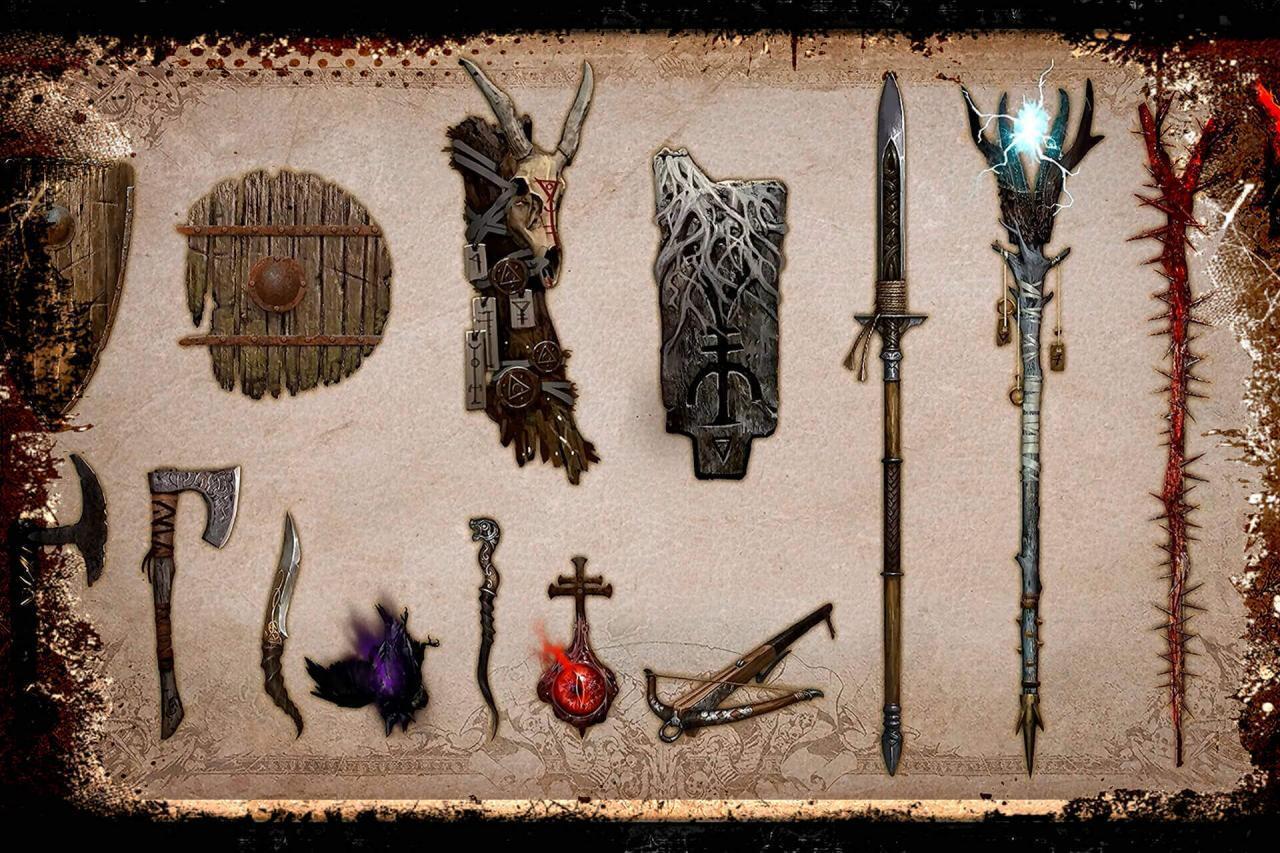 Diablo 4 Oggetti