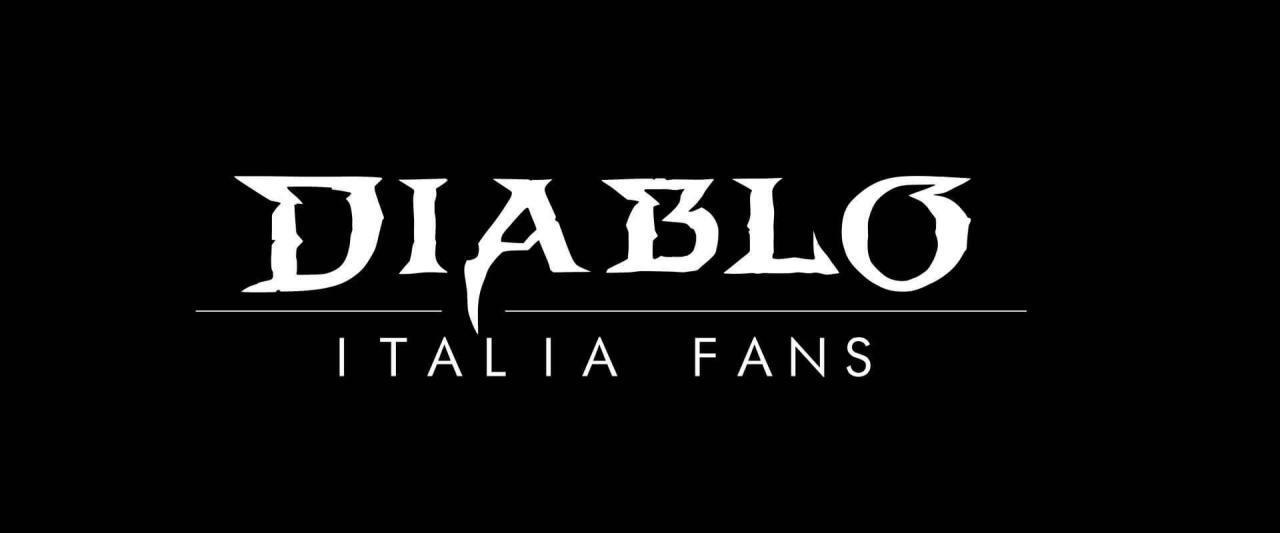 Diablo Italia Fans, logo by Jaco Pisotti