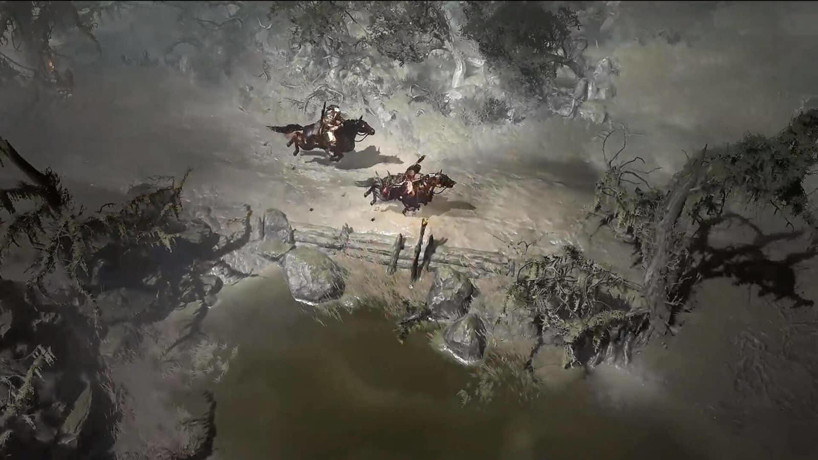 Diablo IV - Cavalcature screenshot