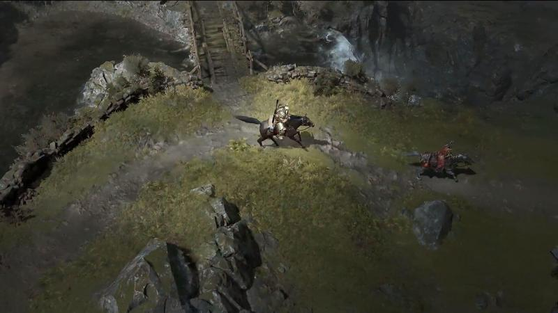 Diablo IV - Cavalcature screenshot