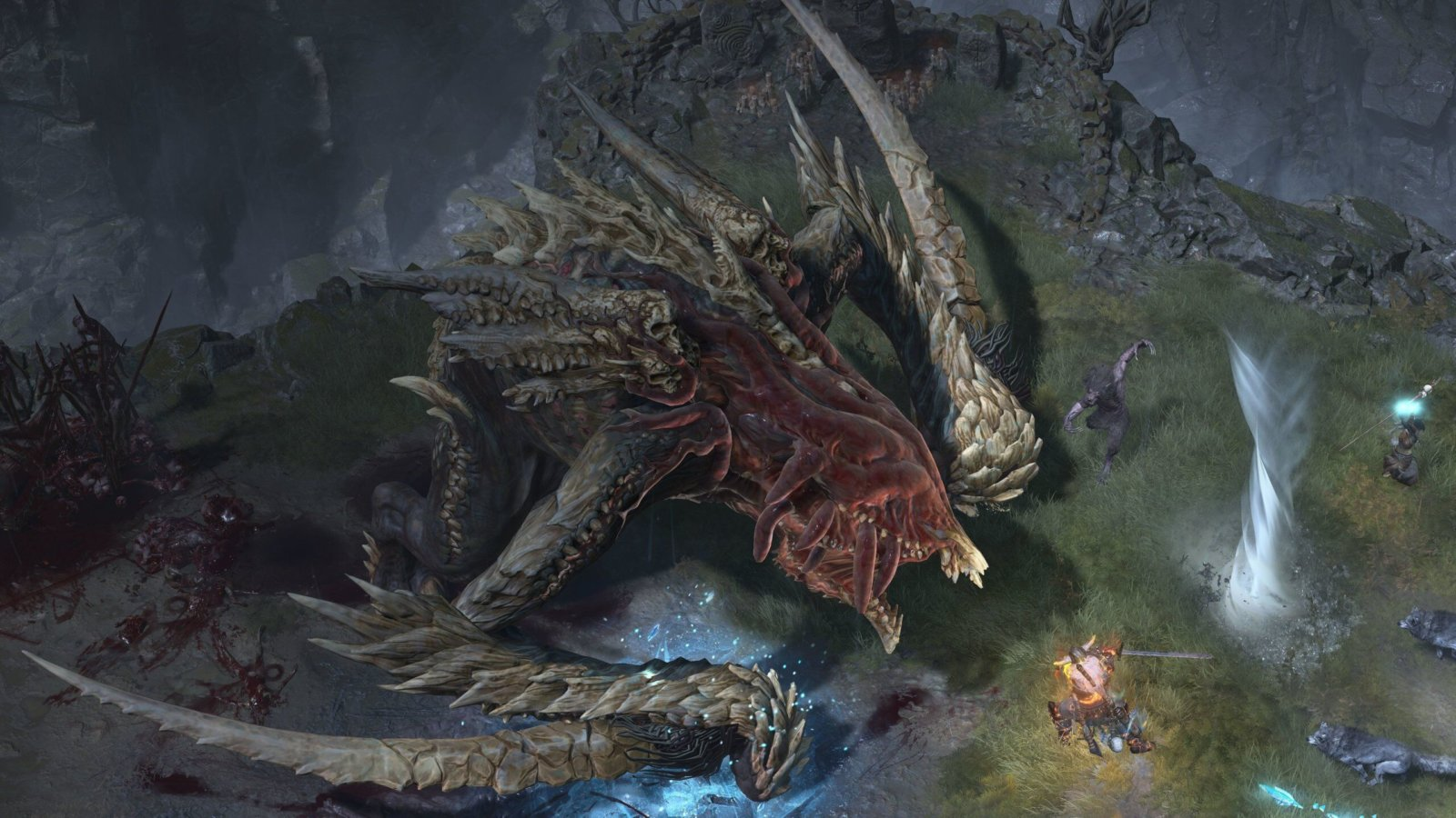 Ashava The Pestilent immagine tratta dal gameplay