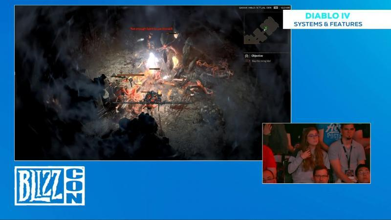blizzcon 2019 diablo4 spedizioni avanzate keyed dungeons end game dungeon