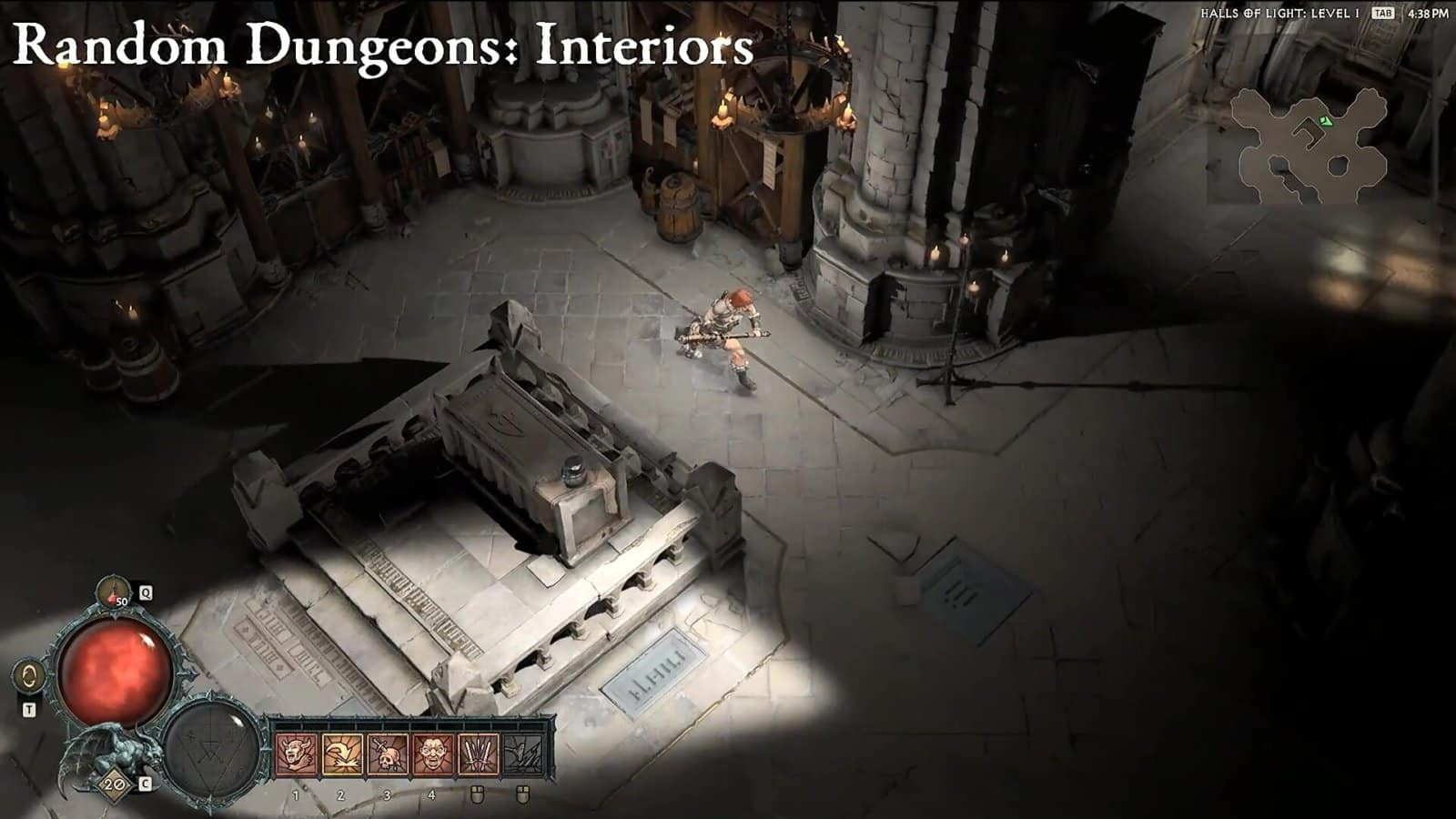 blizzcon 2019 diablo4 spedizioni avanzate keyed dungeons interni