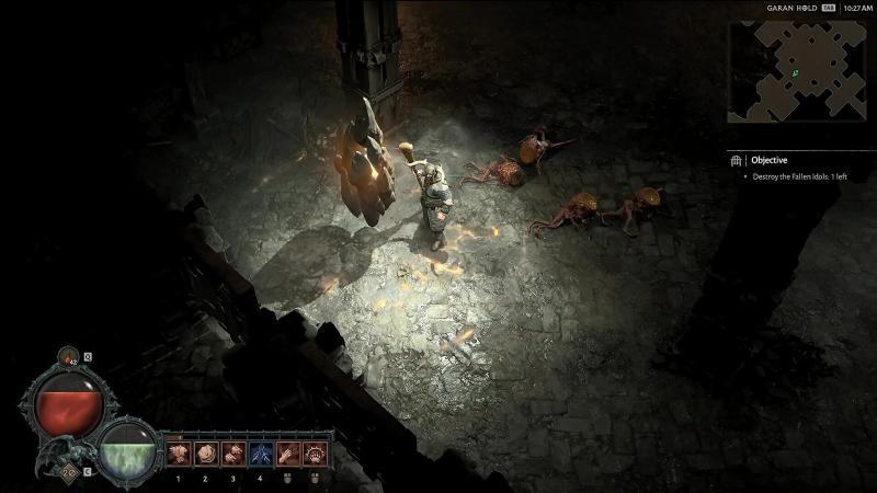 blizzcon 2019 diablo4 spedizioni avanzate keyed dungeons end game piloni