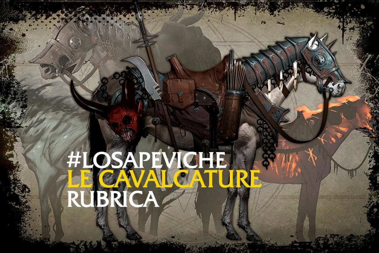 Diablo IV - Cavalcature