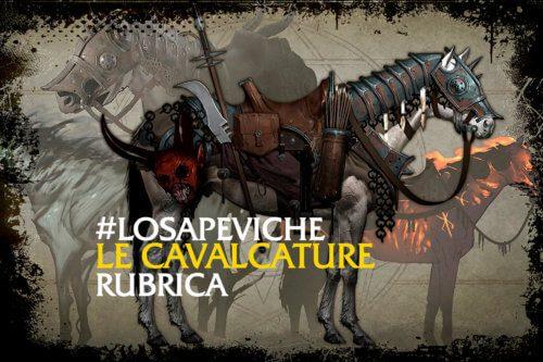 LOSAPEVICHE #5: Le cavalcature