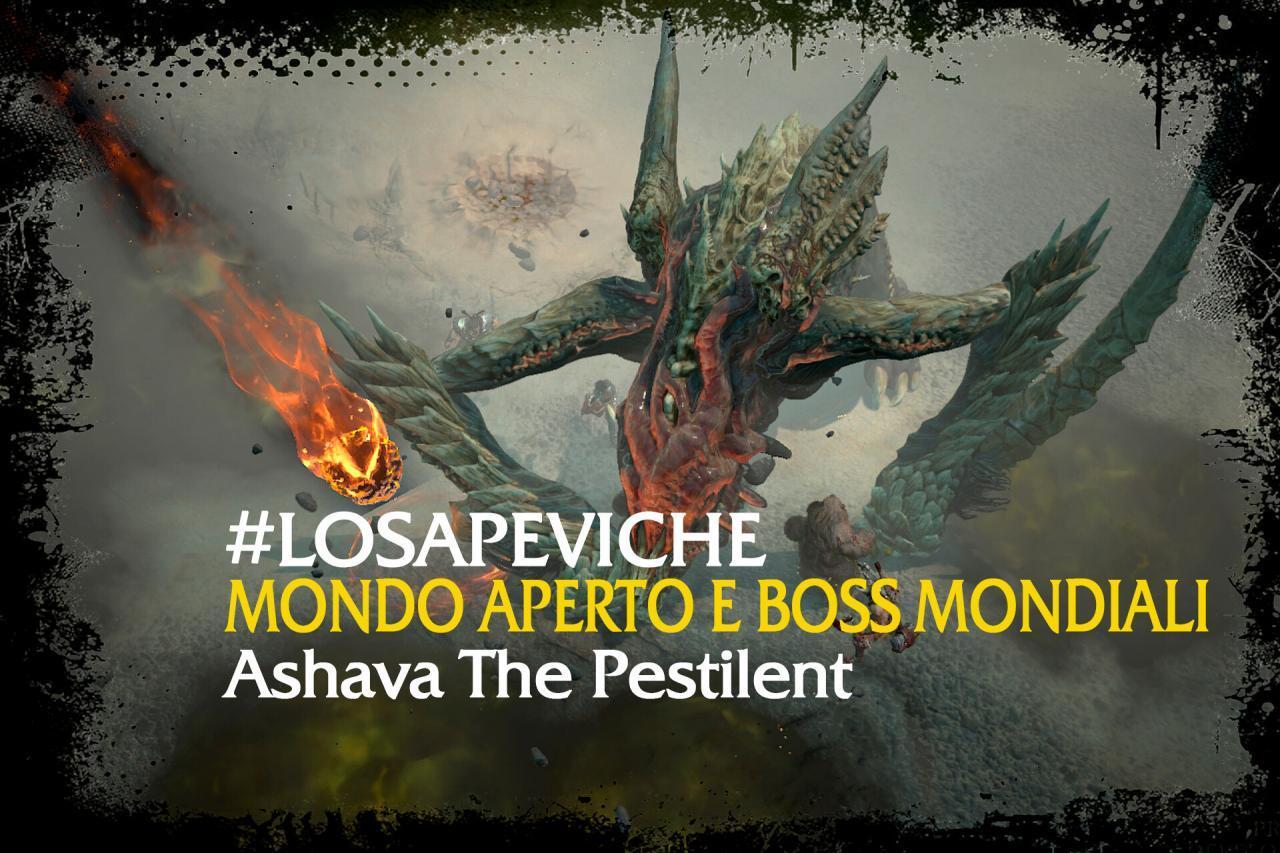 Mondo Aperto e Boss Mondiali: Ashava The Pestilent