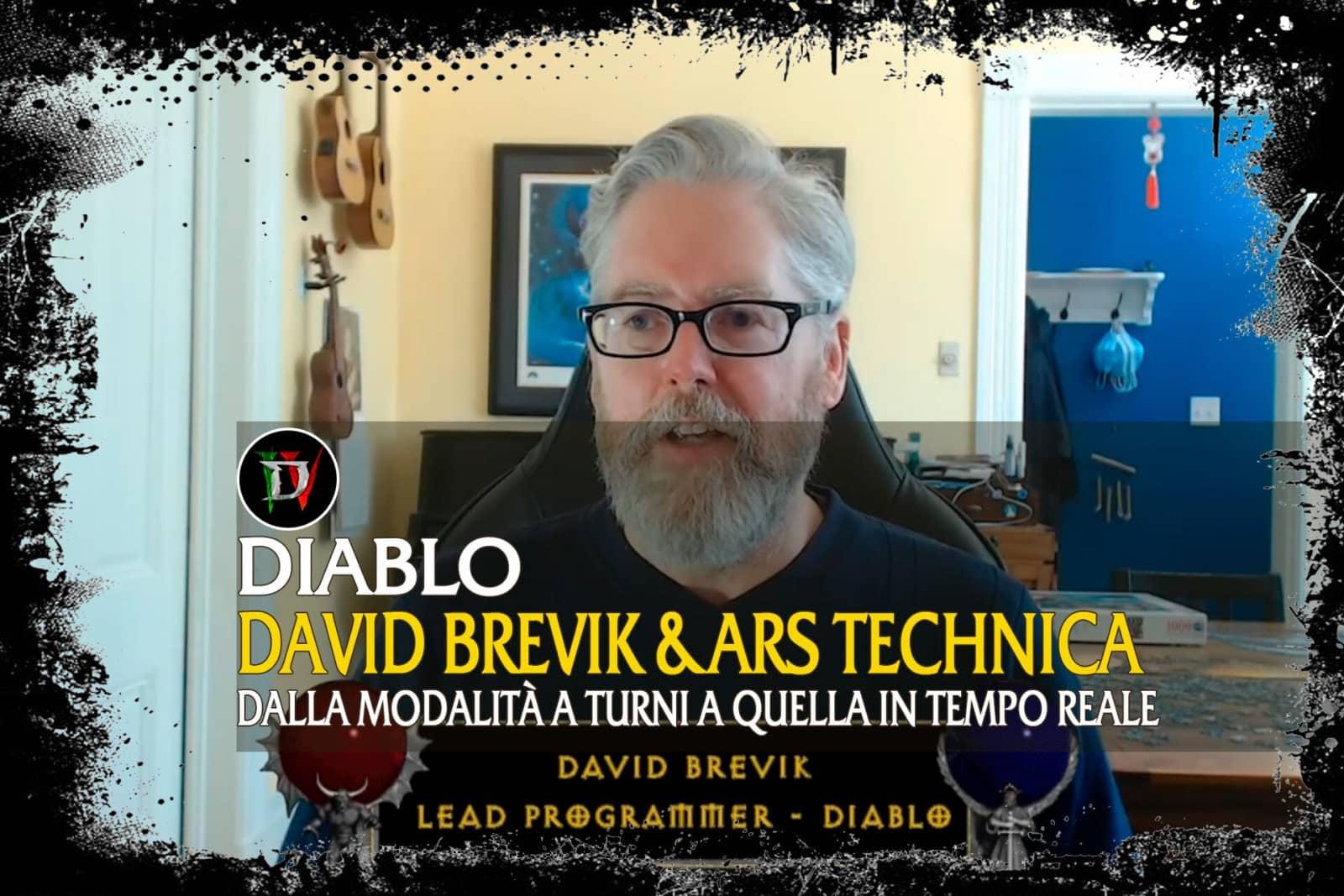 diablo ars technica intervista david brevik
