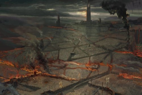 Ritrovate delle vecchie immagini di Diablo 3 (2004-2005)