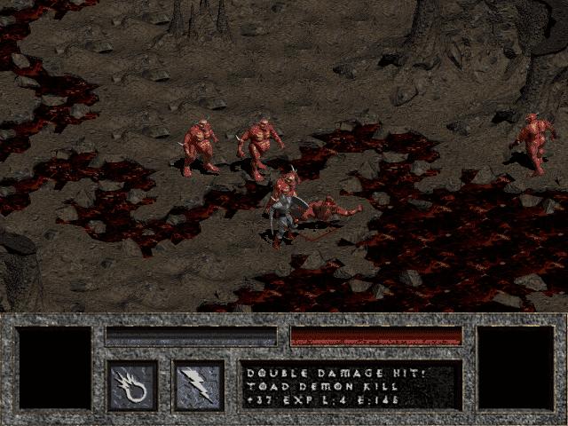 alpha1 diablo caves combattimento a turni danni