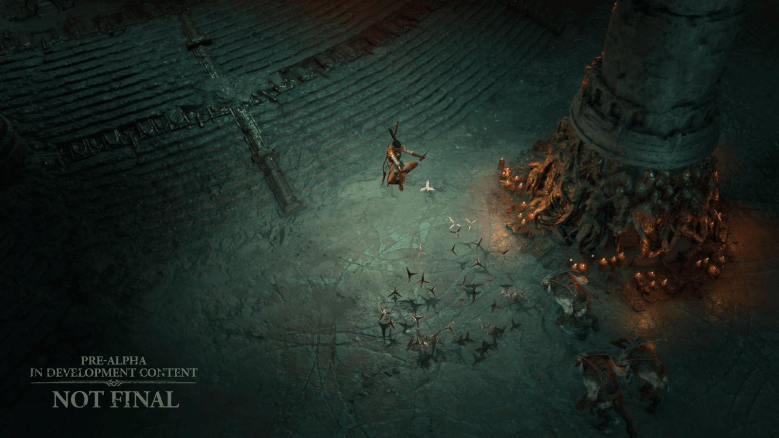 Diablo IV Tagliagole Rogue abilità