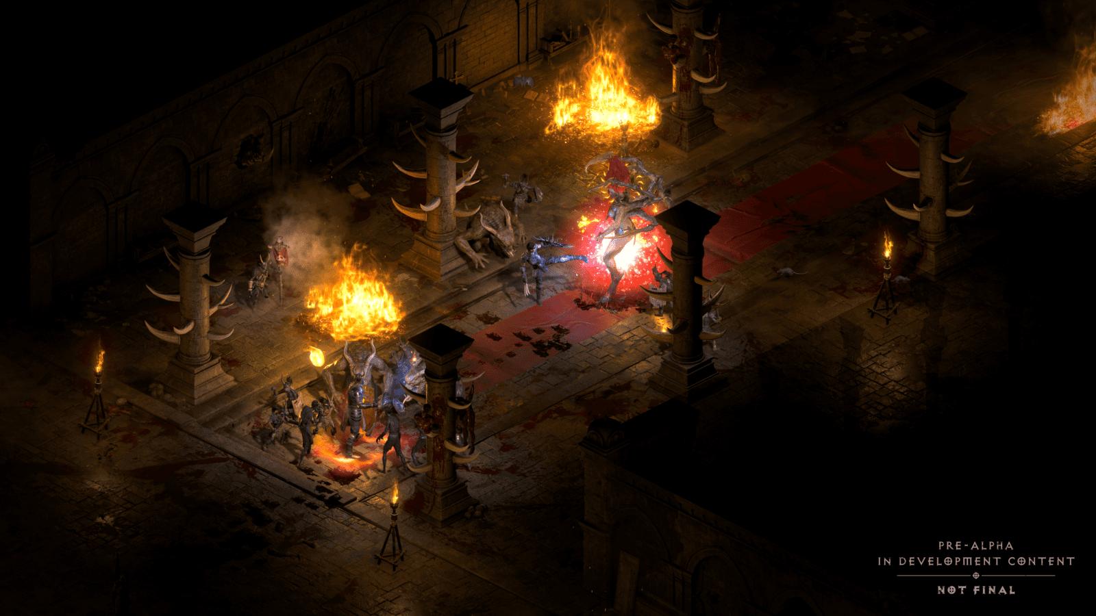 Diablo 2 Resurrected: Andariel