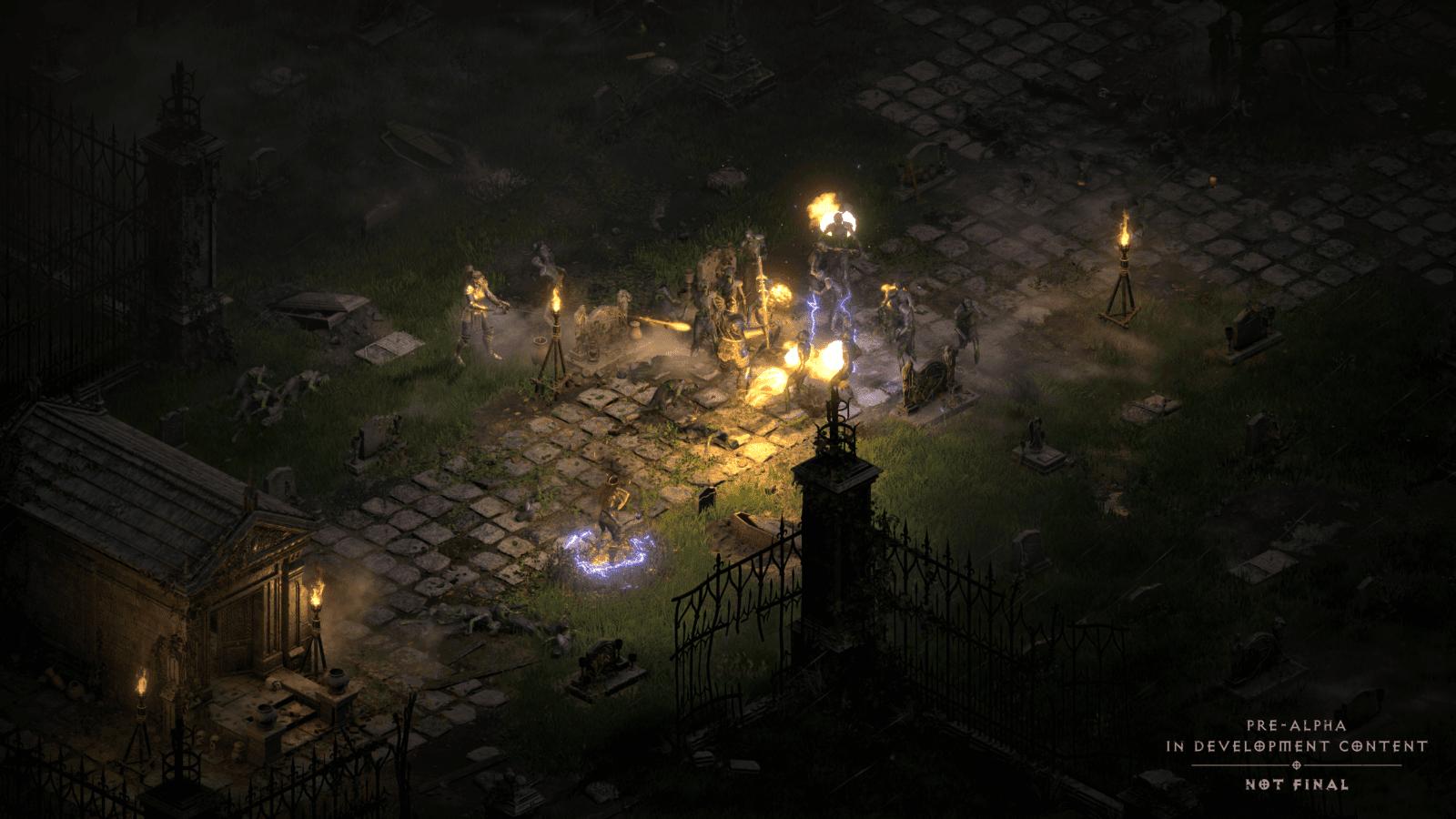 Diablo 2 Resurrected: Burial Grounds