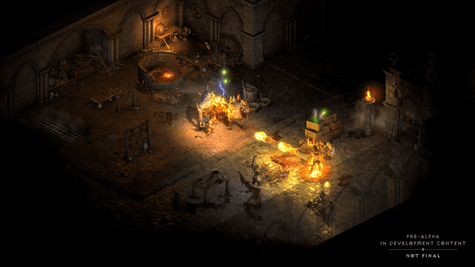 Diablo 2 Resurrected: Macellaio