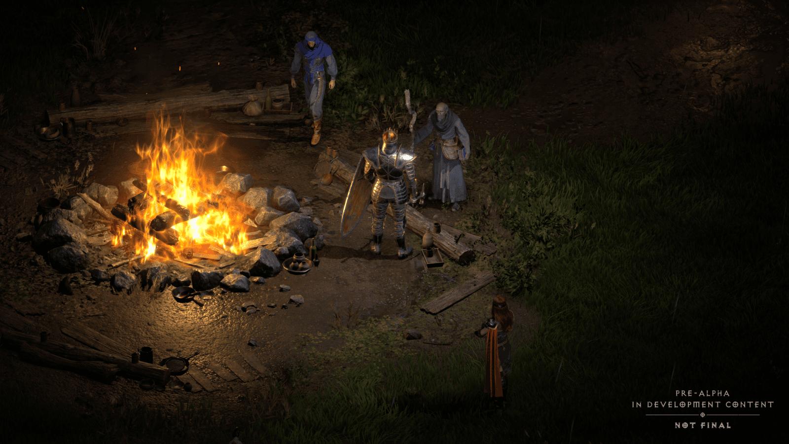 Diablo 2 Resurrected: Deckard cain