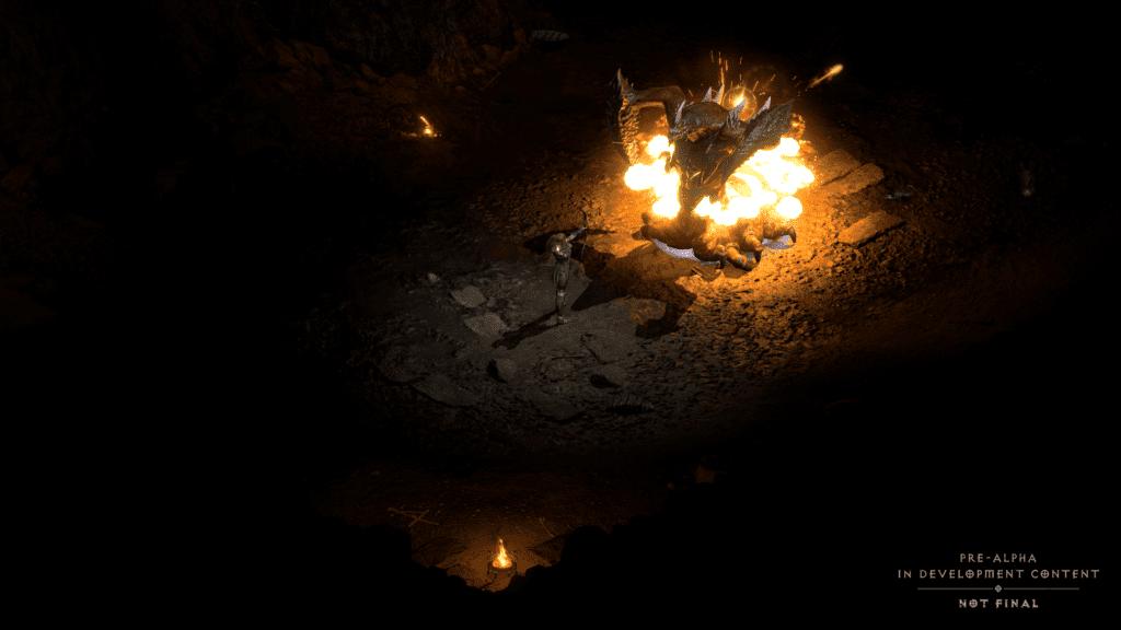 Diablo 2 Resurrected: Duriel