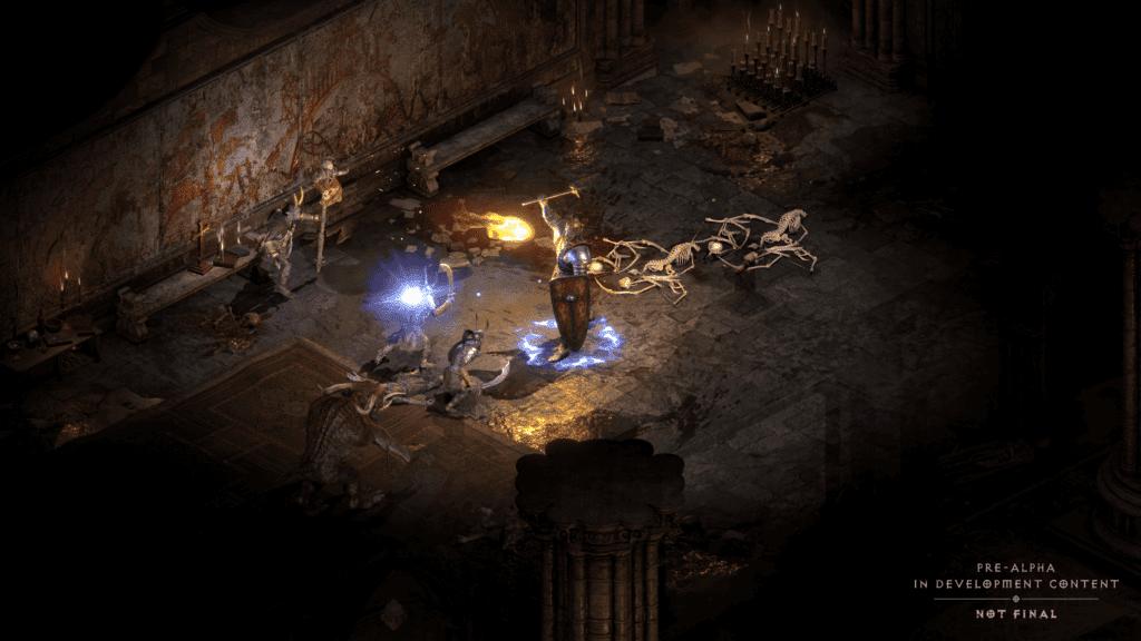 Diablo 2 Resurrected: Paladino