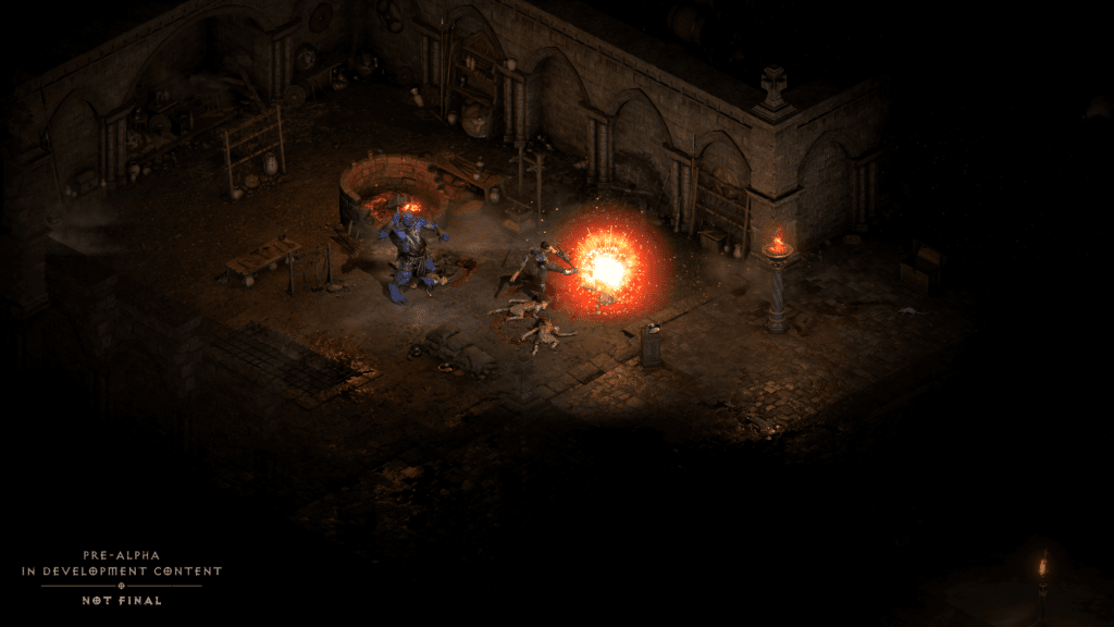 Diablo 2 Resurrected: Pala smith