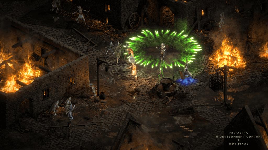 Diablo 2 Resurrected: Tristram