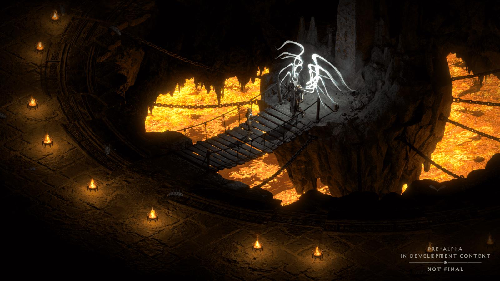 Diablo 2 Resurrected: Tyrael