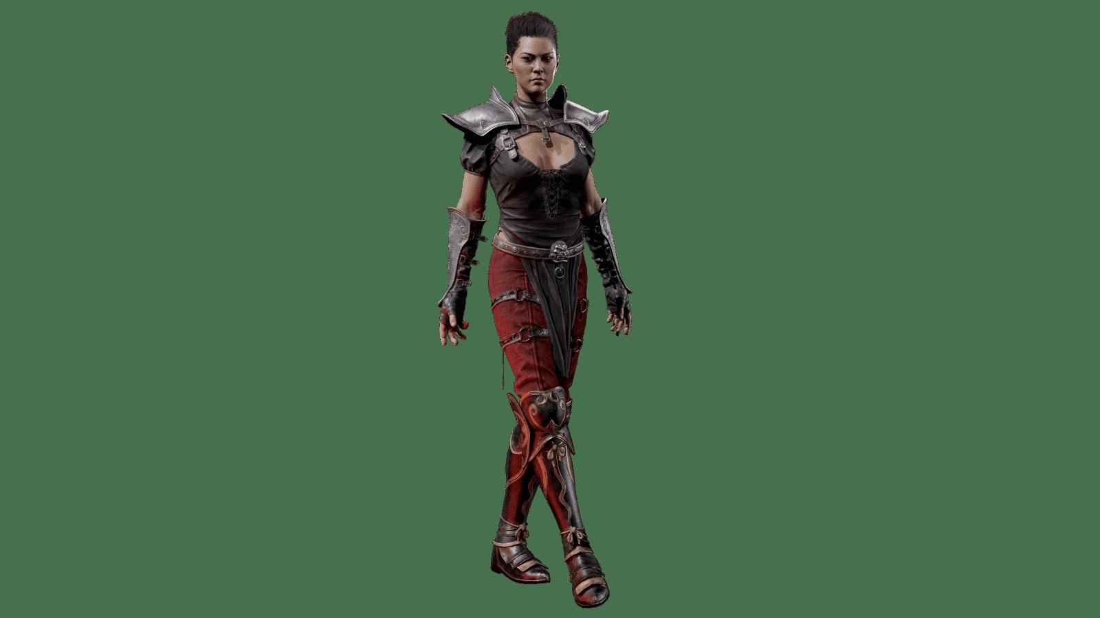Diablo 2 Resurrected Assassina