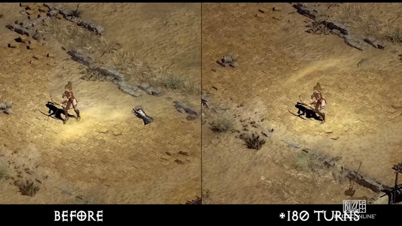 Diablo 2 Resurrected prima dopo