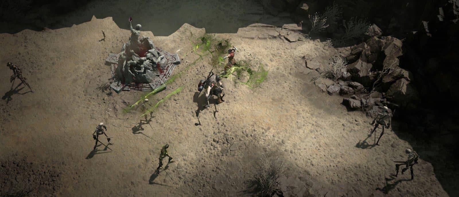 Diablo IV PvP