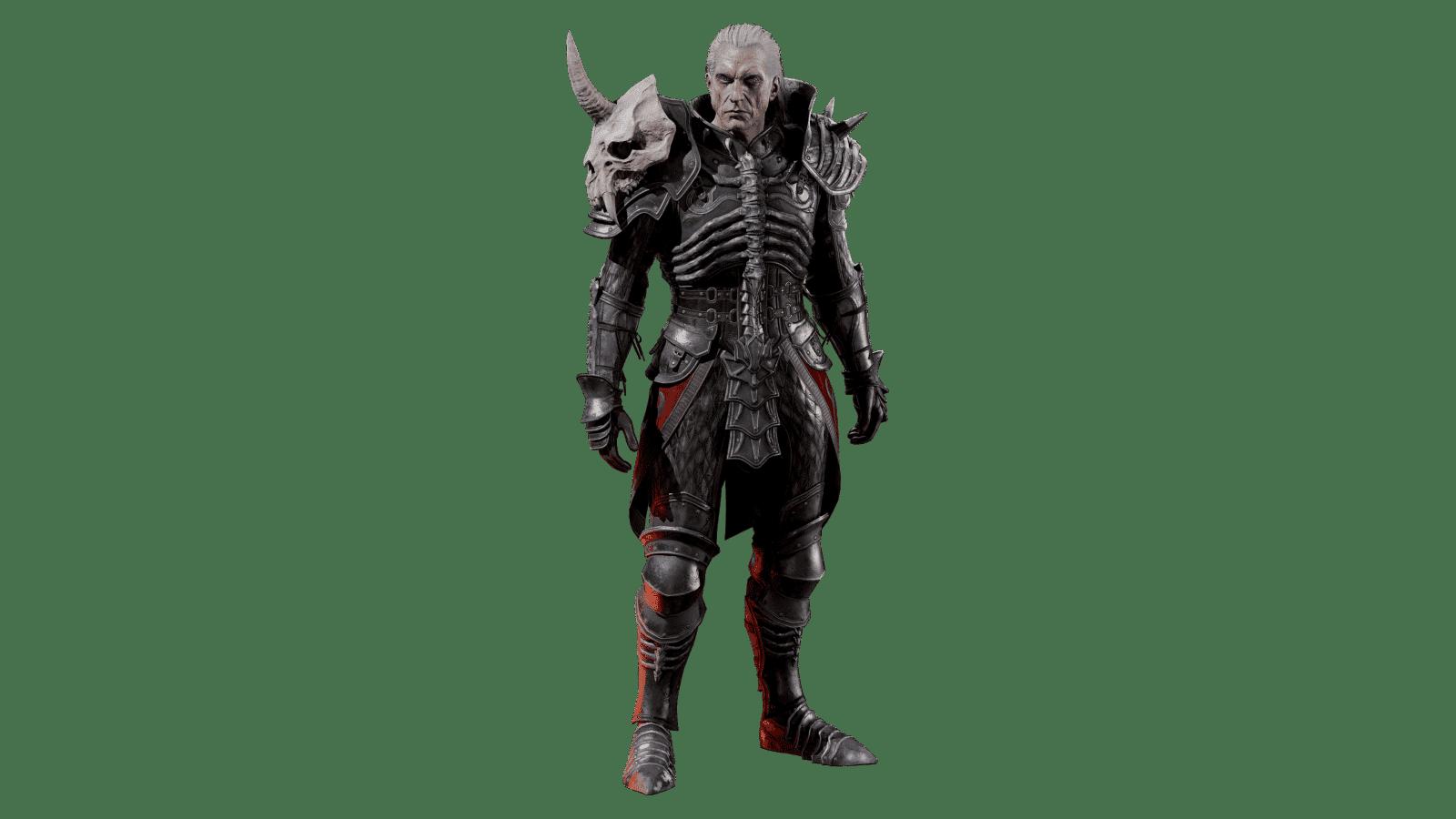Diablo 2 Resurrected Negromante