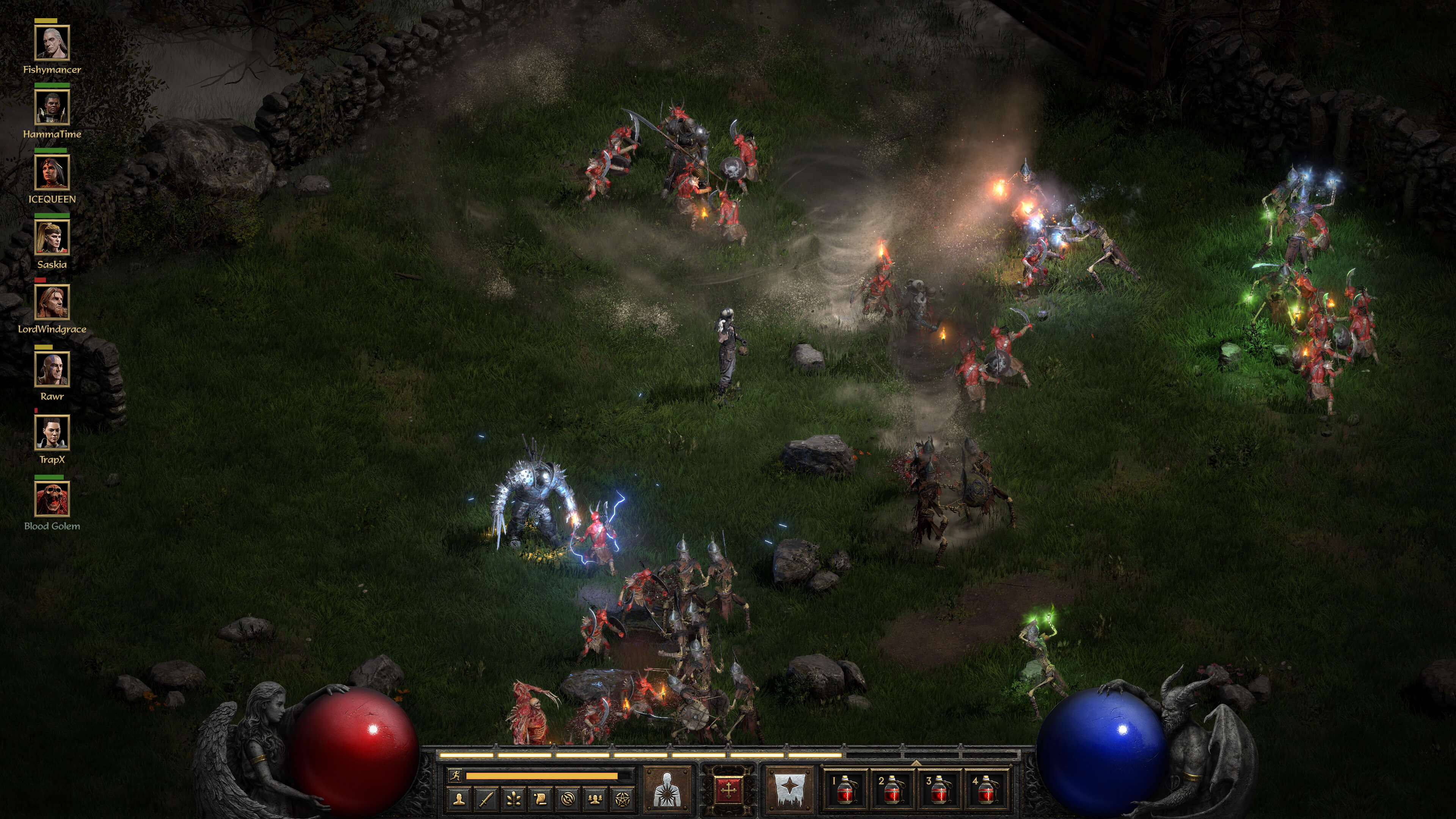 Diablo 2 Resurrected multiplayer