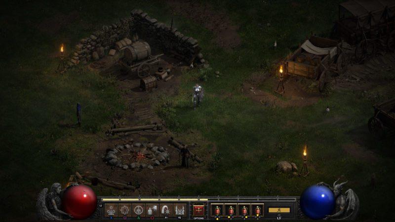 Diablo 2 Resurrected multipiattaforma