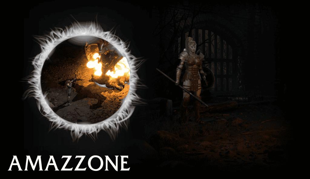 Amazzone Diablo 2 Resurrected