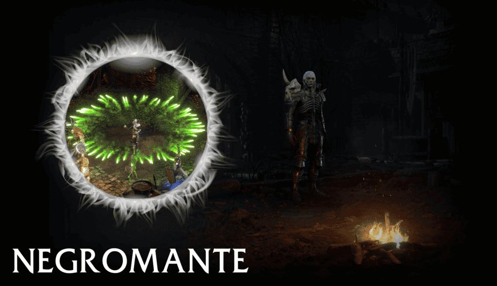 Negromante Diablo 2 Resurrected