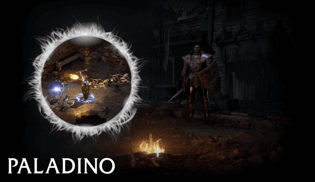 Paladino Diablo 2 Resurrected