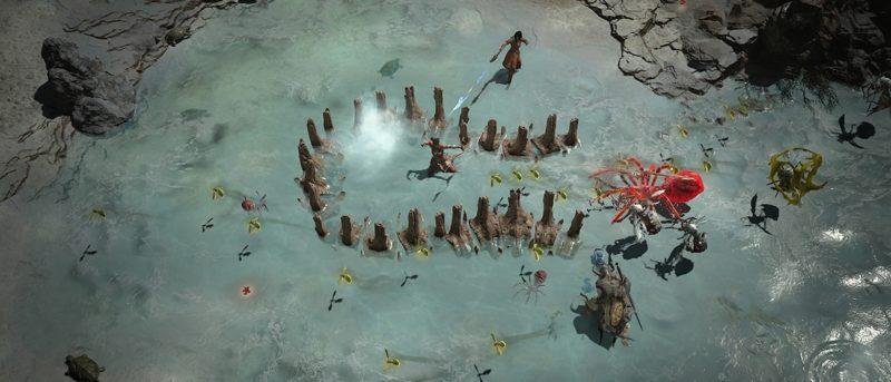 Diablo 4 pvp geyser Piana di Tabak