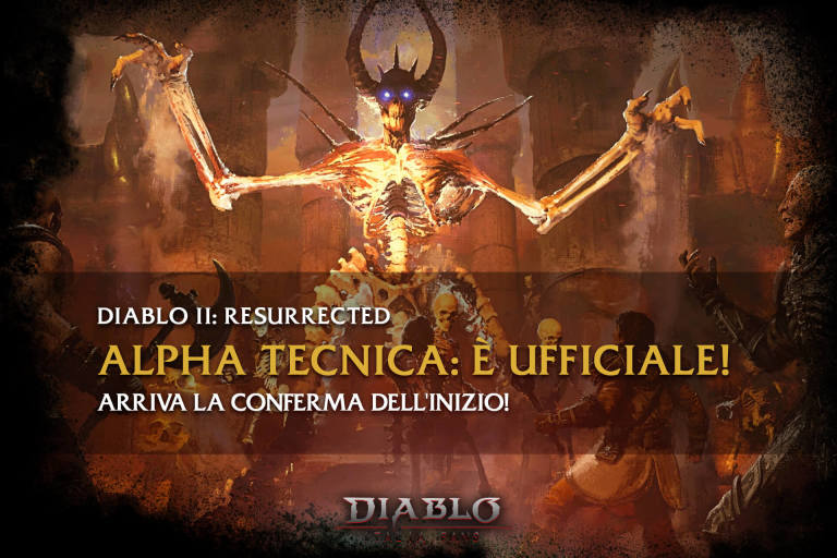 diablo 2 resurrected alfa tecnica
