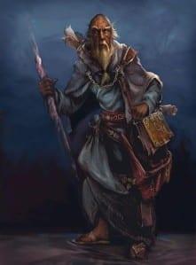 Deckard Cain Diablo 3
