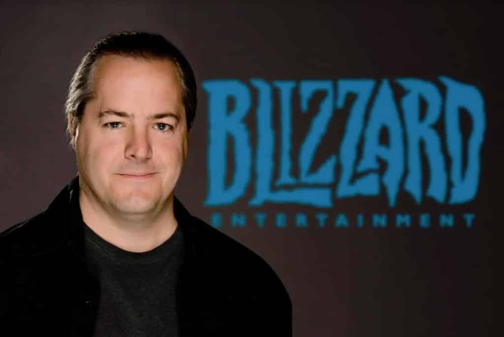 J. Allen Brack is the ex-presidente di Blizzard Entertainment